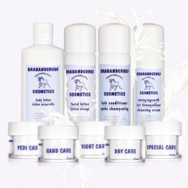 Pakiet kosmetyków z mleka klaczy 3 z 9